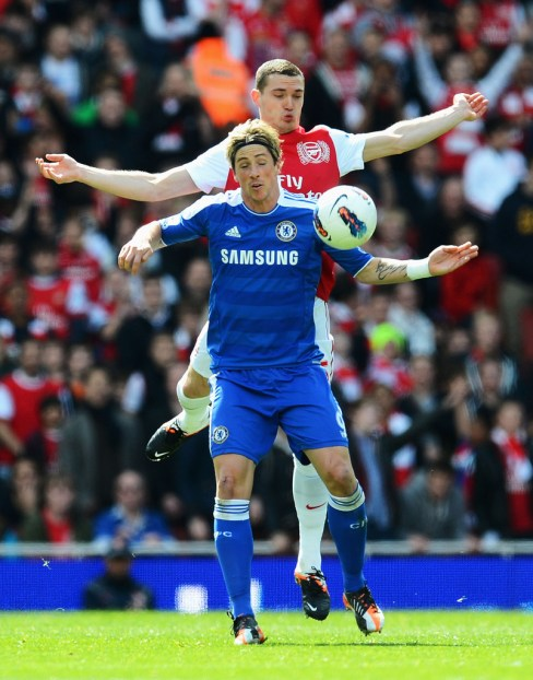 Torres2 vs Arsenal