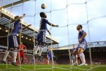 Agger1 vs Liverpool