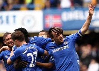 Chelsea4 vs Blackburn