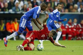 Kalou vs Bayern Munich