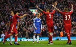 Suarez2 vs Liverpool