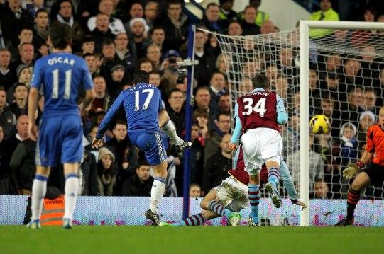 Chelsea 8 Aston Villa 0 (30)