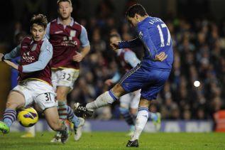 Chelsea 8 Aston Villa 0 (5)