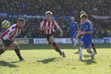 Brentford 2 Chelsea 2 (11)