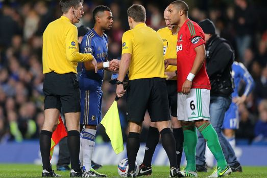 Chelsea 0 Swansea 2 (12)