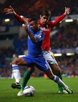 Chelsea 0 Swansea 2 (17)
