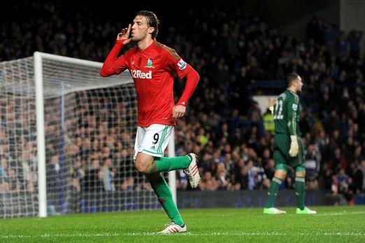 Chelsea 0 Swansea 2 (6)