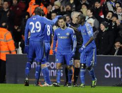 Swansea 0 Chelsea 0 (13)