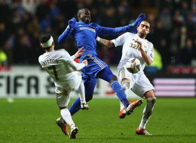 Swansea 0 Chelsea 0 (32)