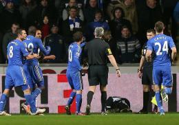 Swansea 0 Chelsea 0 (38)