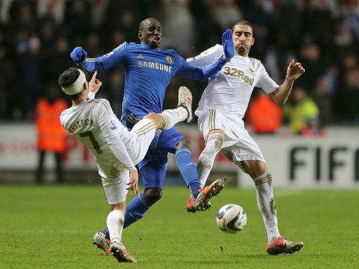 Swansea 0 Chelsea 0 (6)
