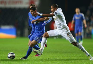 Swansea 0 Chelsea 0 (9)