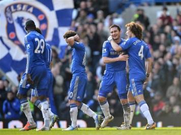 Chelsea 4 Brentford 0 (10)