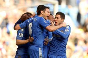 Chelsea 4 Brentford 0 (15)