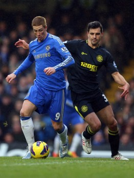 Chelsea 4 Wigan 1 (10)