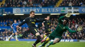 Chelsea 4 Wigan 1 (13)
