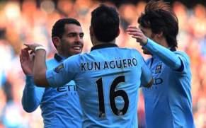 Manchester City 2 Chelsea 0 (1)