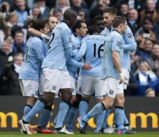 Manchester City 2 Chelsea 0 (6)