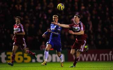 Middlesbrough 0 Chelsea 2 (2)