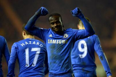 Middlesbrough 0 Chelsea 2 (9)