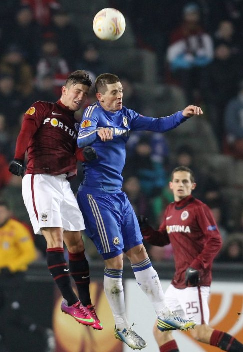Sparta Prague 0 Chelsea 1 (14)