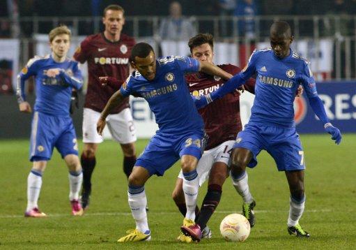 Sparta Prague 0 Chelsea 1 (16)