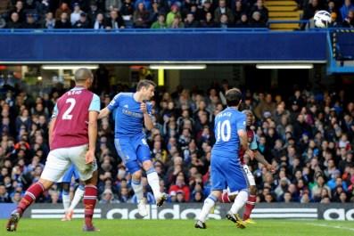 Chelsea 2 West Ham 0 (15)
