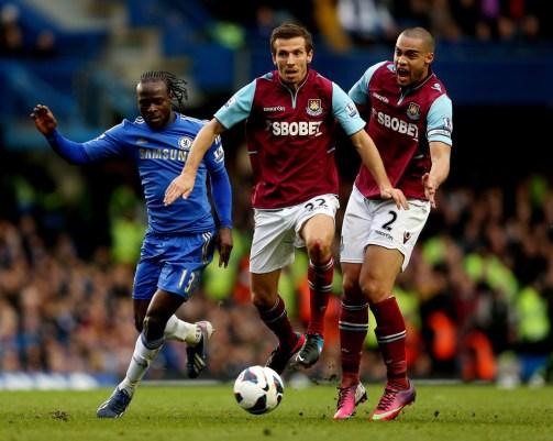 Chelsea 2 West Ham 0 (6)