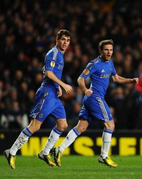 Chelsea 3 Steaua Bucharest 1 (16)