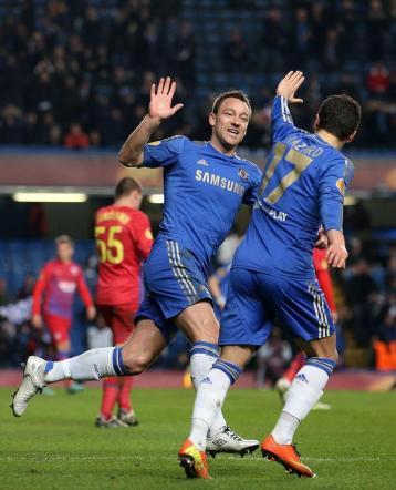 Chelsea 3 Steaua Bucharest 1 (22)