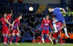Chelsea 3 Steaua Bucharest 1 (28)