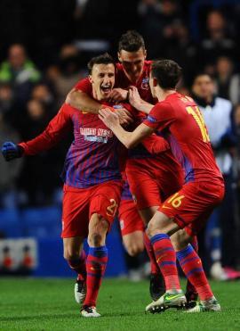Chelsea 3 Steaua Bucharest 1 (4)