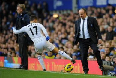 Everton 1 Chelsea 2 (18)