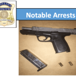 Handgun Recovered, Two Arrested, After Shots Fired