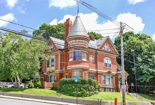 C. Henry Kimball House