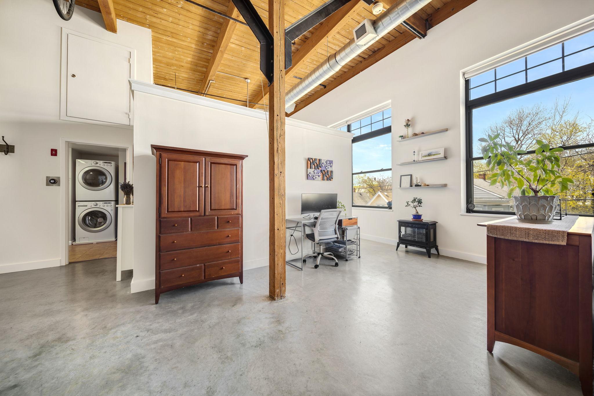 Chelsea loft for sale