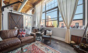 1 bed loft for sale