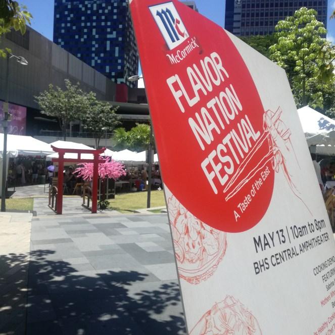 McCormick Flavor Nation Festival 2018 - A Taste of the East