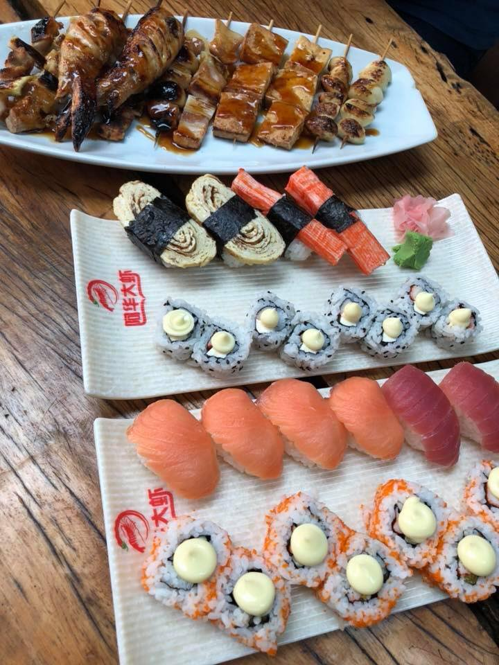 UnliCity - Home of Unlimited Japanese and Korean Dishes