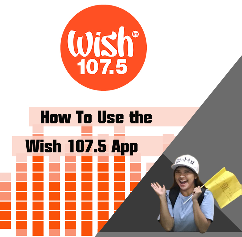 How To Use the Wish 107.5 App