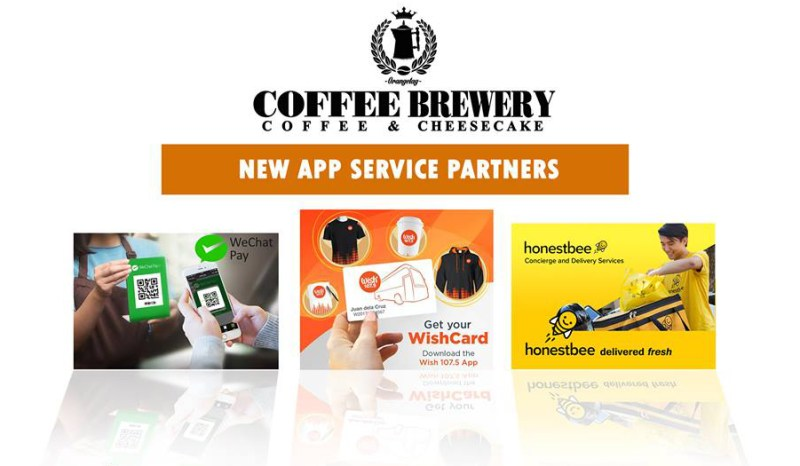 Orangetag Coffee Brewery New Services. Photo Credits to Orangetag Coffee Brewery FB page