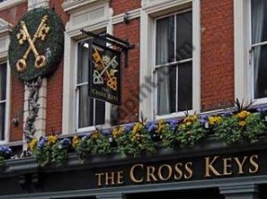 The Cross Keys is to Reopen