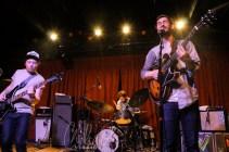 Steven Terebecki, Joshua Block, and James Petralli | White Denim | Nashville, TN | Mercy Lounge | March 8, 2014