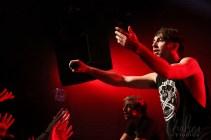 Jack Barakat and Alex Gaskarth | All Time Low | Memphis, TN | New Daisy Theatre | April 4, 2014