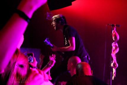 Jack Barakat | All Time Low | Memphis, TN | New Daisy Theatre | April 4, 2014