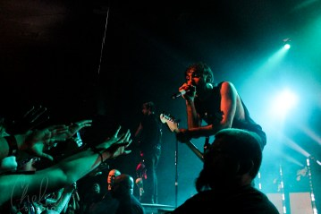 Alex Gaskarth | All Time Low | Memphis, TN | New Daisy Theatre | April 4, 2014