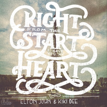 """Don't Go Breakin' My Heart"" by Elton John & Kiki Dee - January 27, 2015"