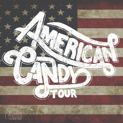 """American Candy"" tour promo"