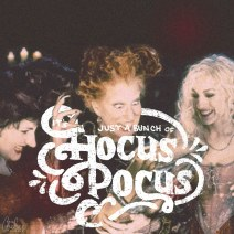 """It's just a bunch of Hocus Pocus"""