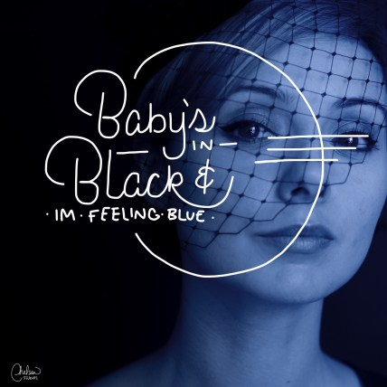 """Baby's in Black"" - Day 44/365"